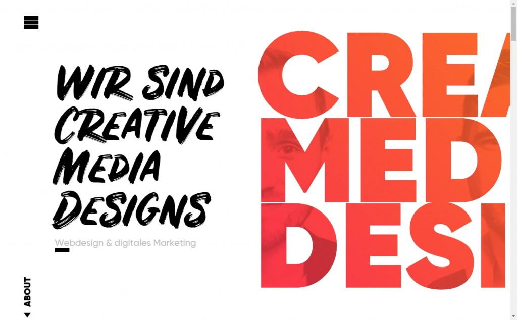 Beautifully Designed Light Websites 29