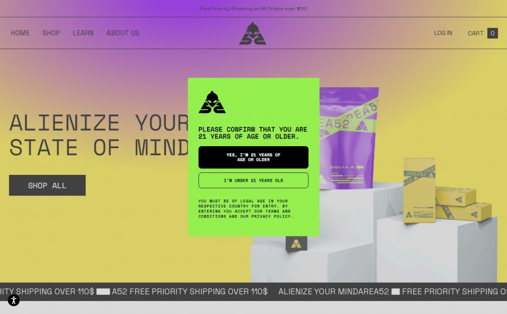 Yellow Website Designs with Wonderful Color Techniques 28