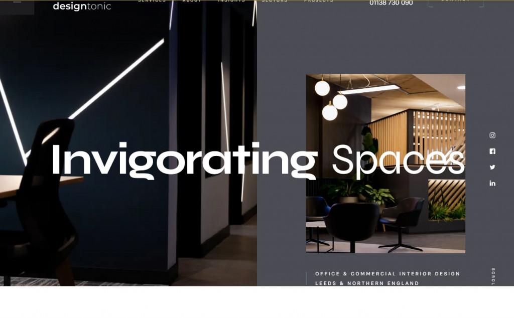 Best Silver Websites Design Ideas – Web Design Inspirations 26