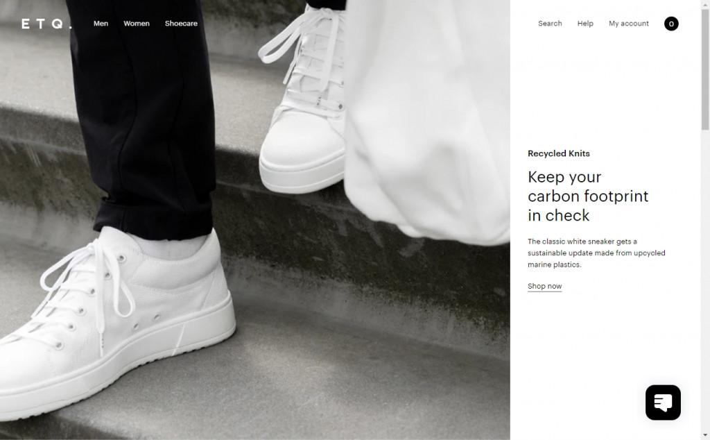 13 Beautifully Designed Black and White Websites 19