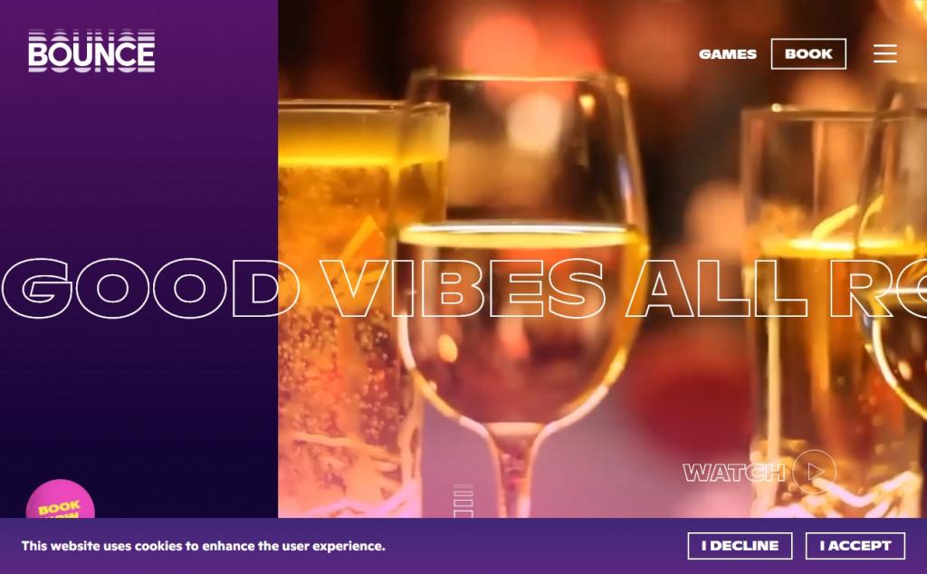 Purple Website Designs with Amazing Color Strategies 20