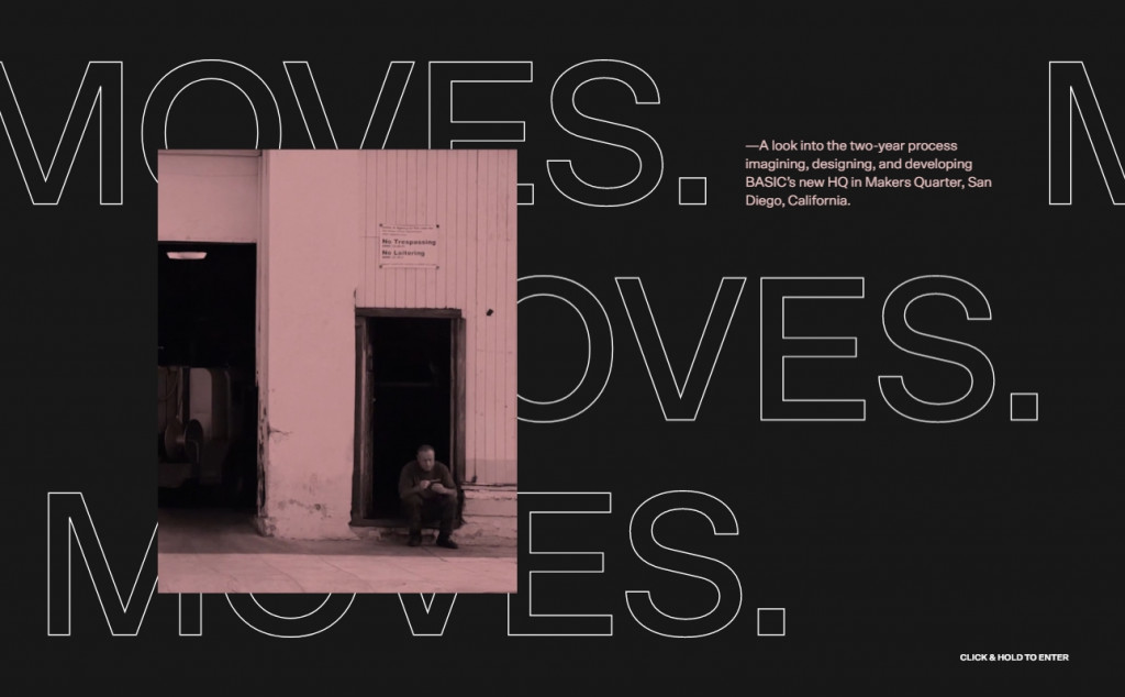 Hot Pink Web Page Design Inspirations 19