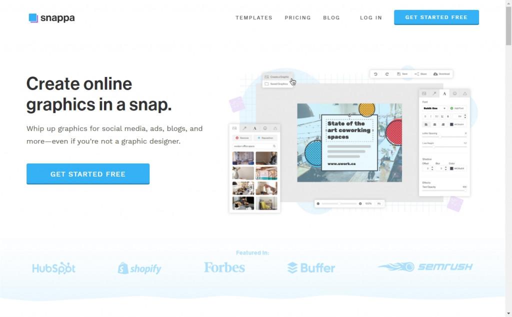 Navy Blue Color Web Design Inspirations 20