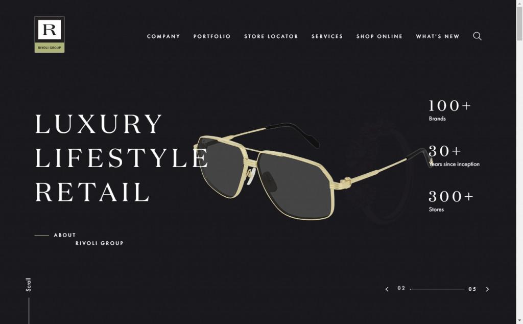 11 Beautifully Designed Black and Orange Websites 19