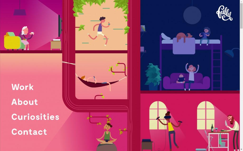 Best Magenta Websites Design Ideas – Web Design Inspirations 20