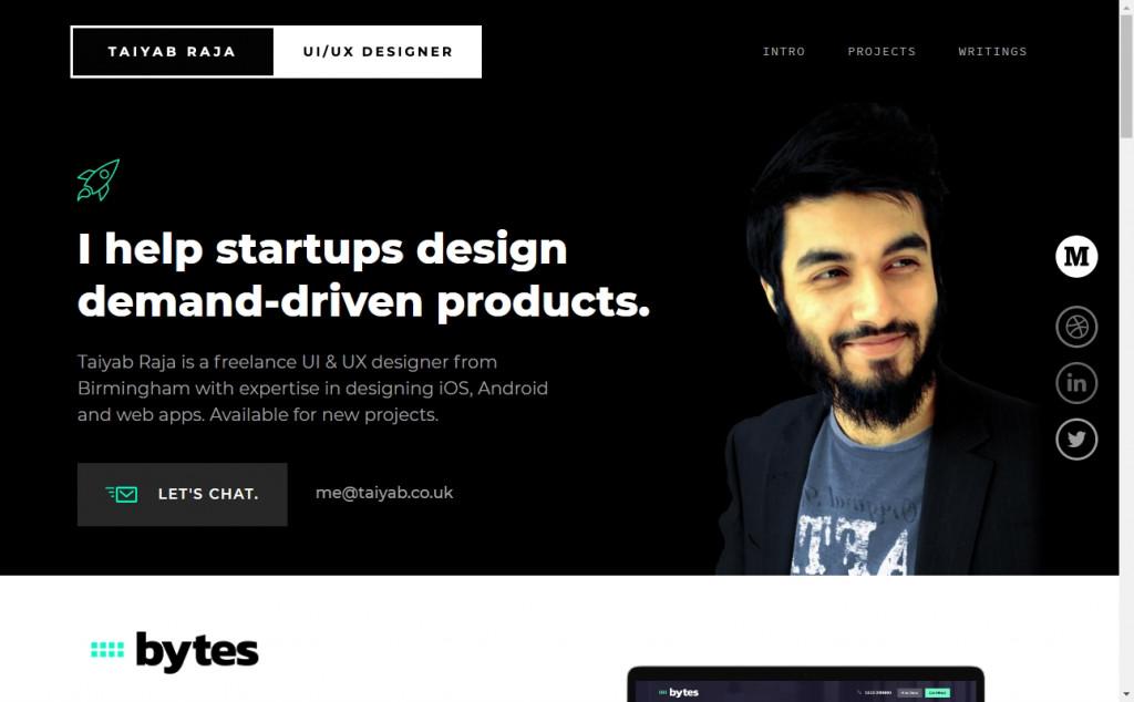 Best Black and Green Websites Design Ideas – Web Design Inspirations 20