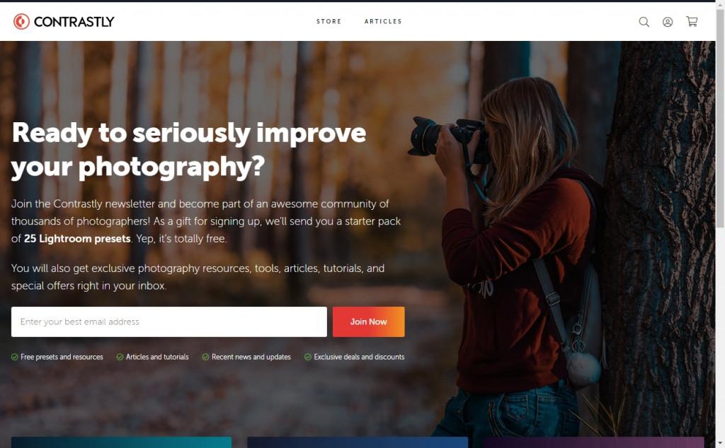 11 Beautifully Designed Black and Orange Websites 20