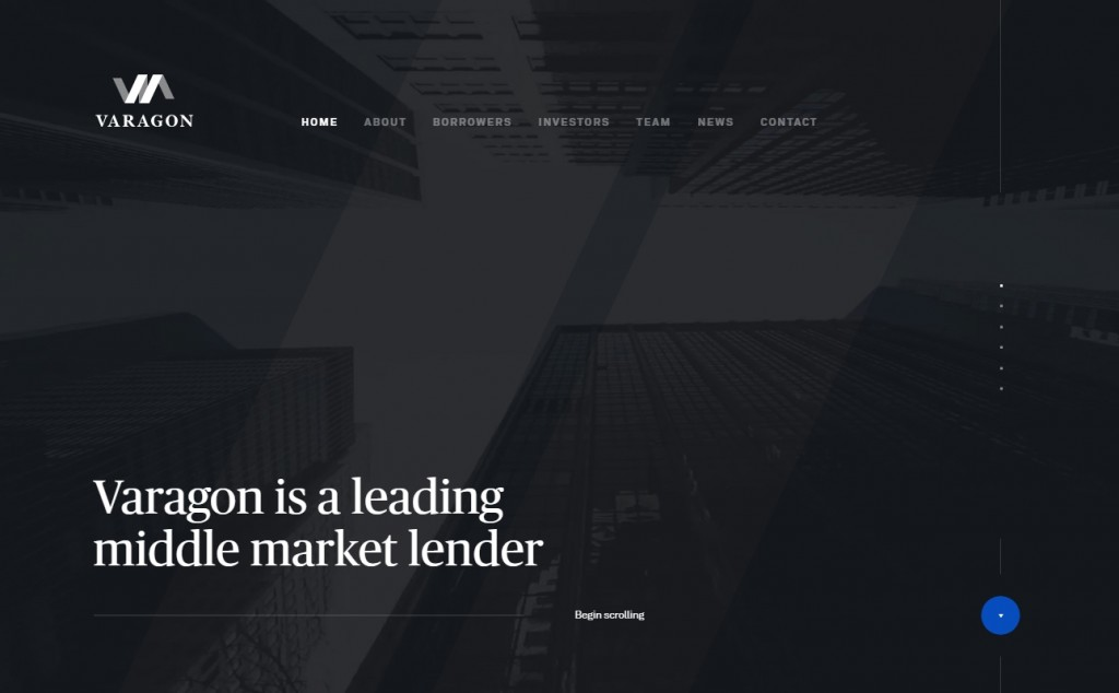 13 Beautifully Designed Black and White Websites 20
