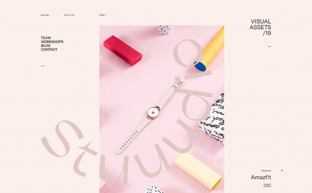 Hot Pink Web Page Design Inspirations 20