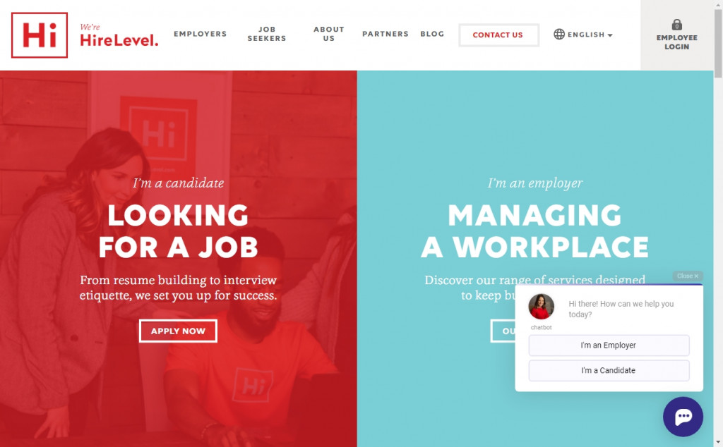 13 Beautifully Designed Red and White Websites 22