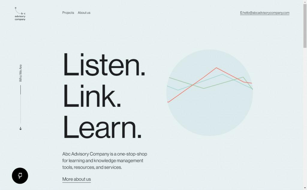 Grey Website Design Inspirations 22