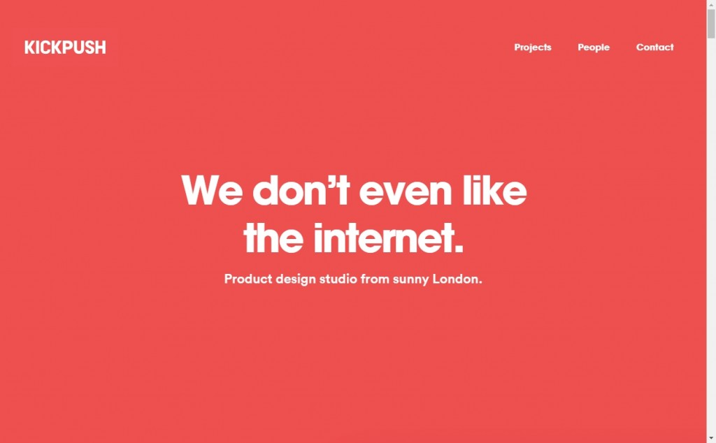 13 Beautifully Designed Red and White Websites 23