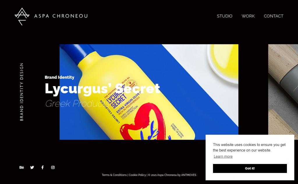 Best Black and Gold Websites Design Ideas – Web Design Inspirations 21