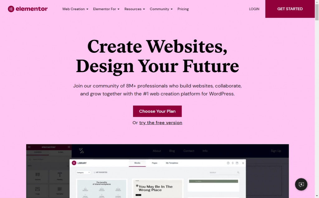 Wonderful Blue and Purple Web Page Designs for Inspiration 23
