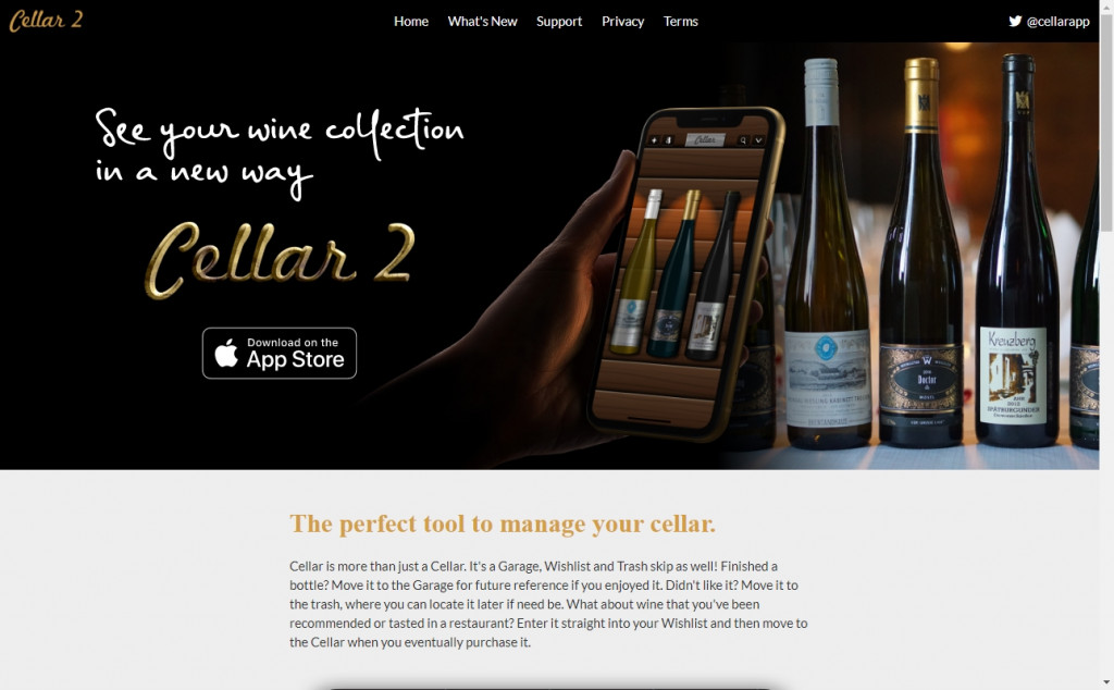Chocolate Website Designs with Great Color Strategies 24