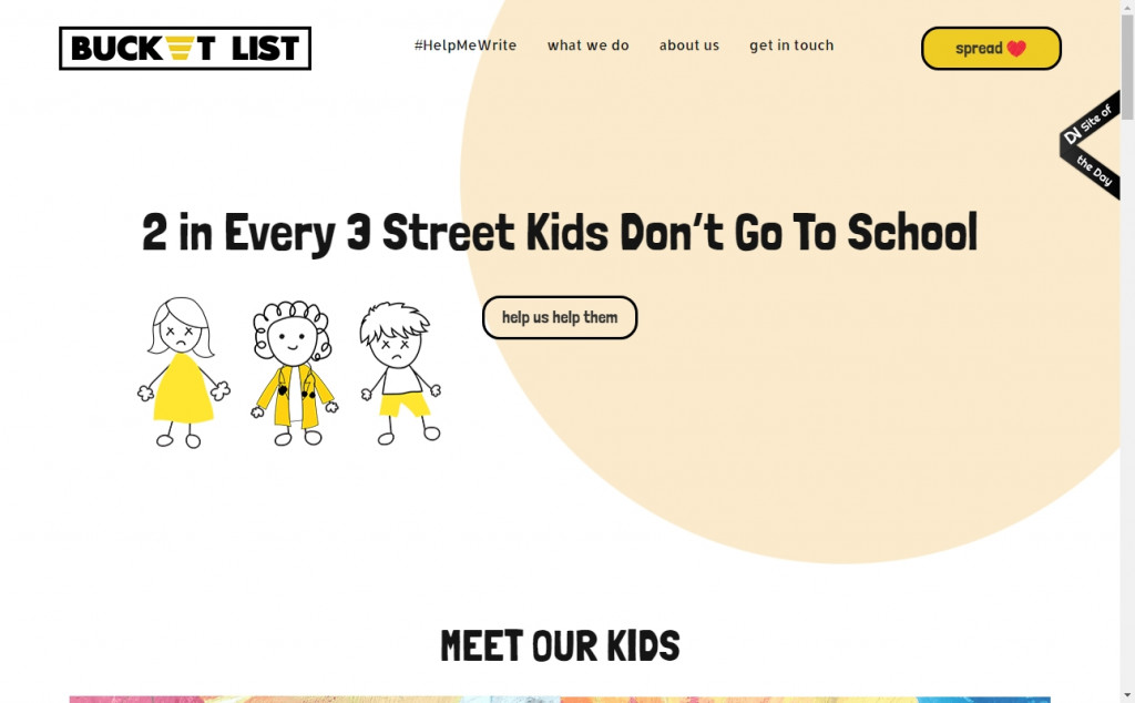 White and Gold Website Designs with Wonderful Color Techniques 24