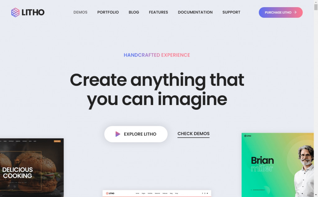 Grey Website Design Inspirations 24