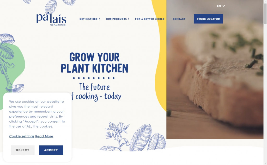 Yellow Website Designs with Wonderful Color Techniques 20