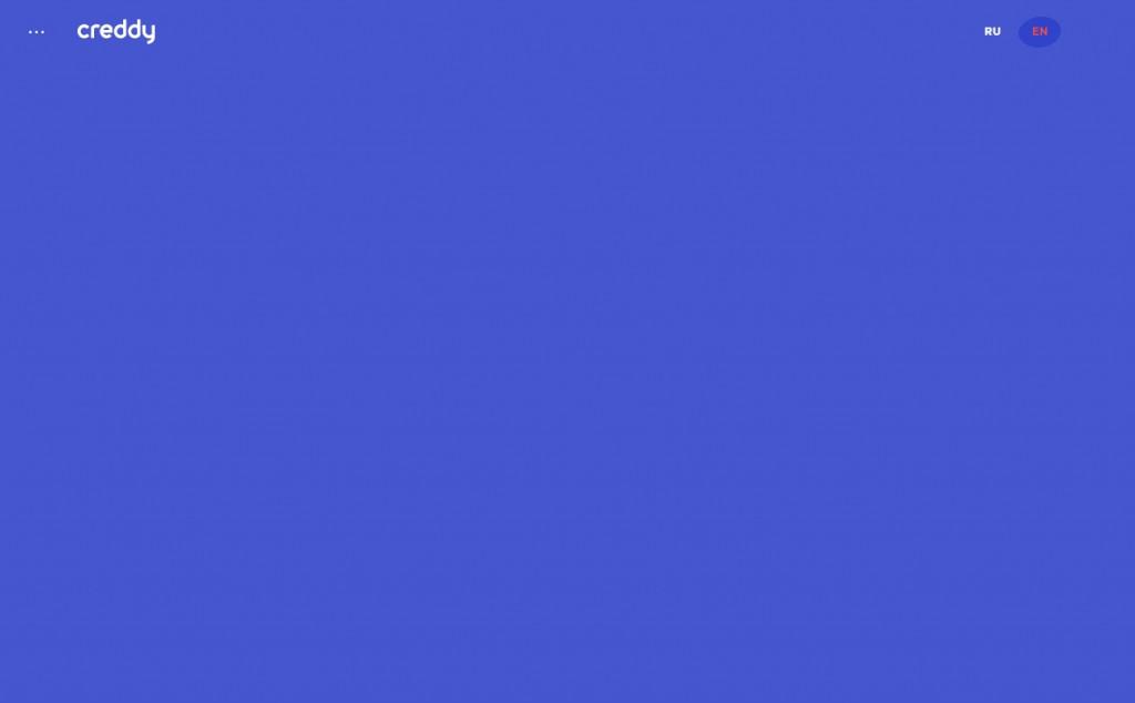 Dark Blue Color Website Design Inspirations 23