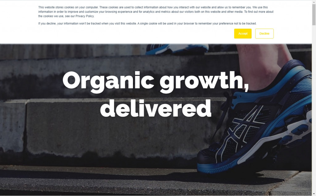 Gold Web Page Design Inspirations 22