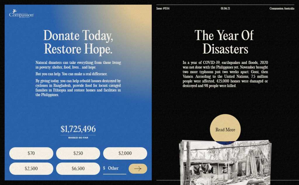 12 Beautifully Designed Blue Websites 20