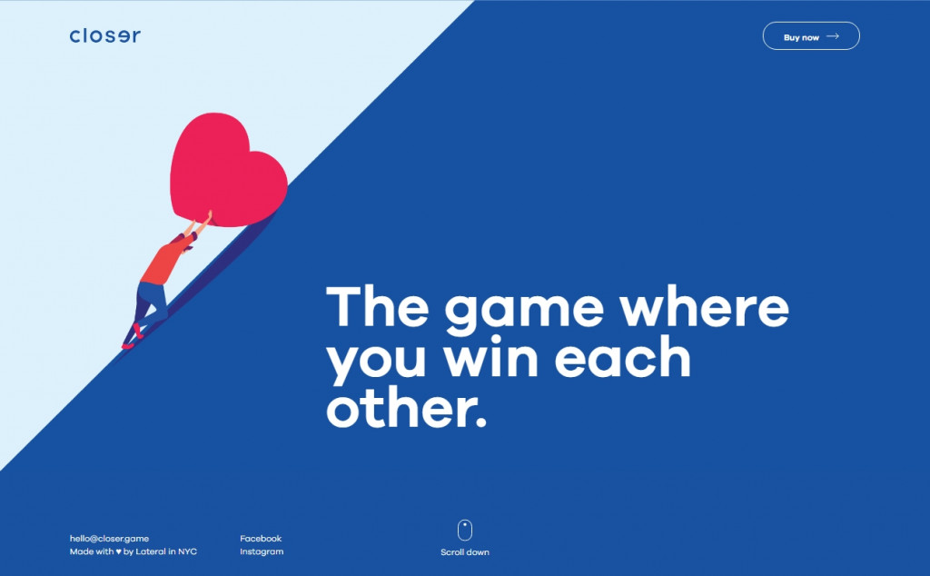 Wonderful Blue and Pink Web Designs for Inspiration 25
