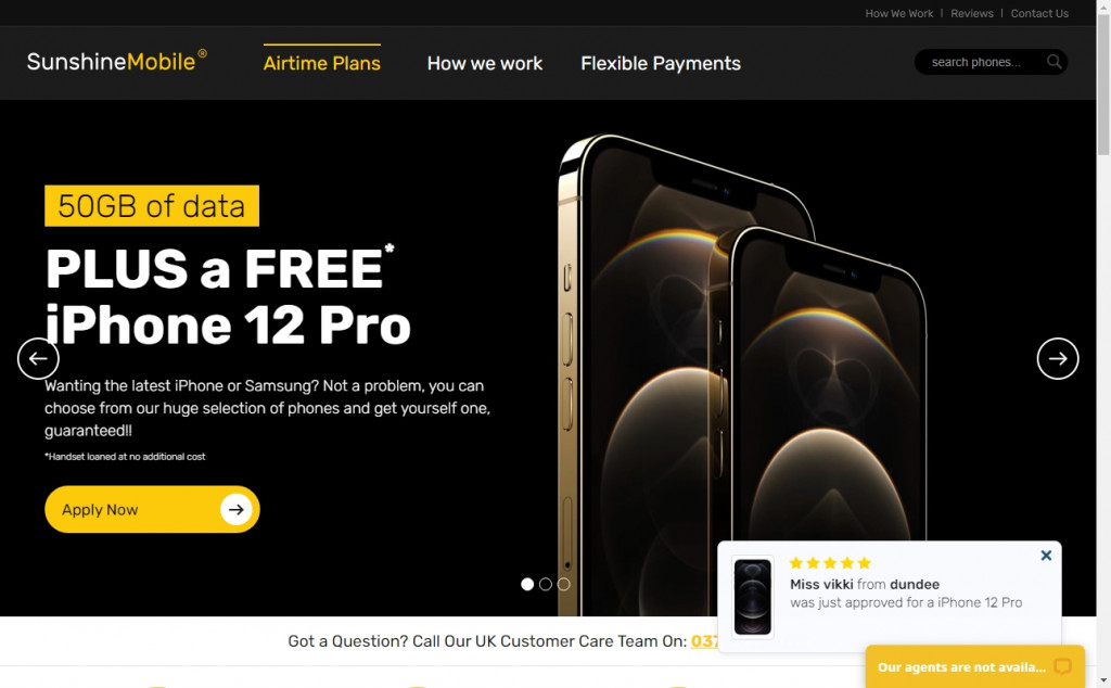 Black and Yellow Website Designs To Inspire You 25