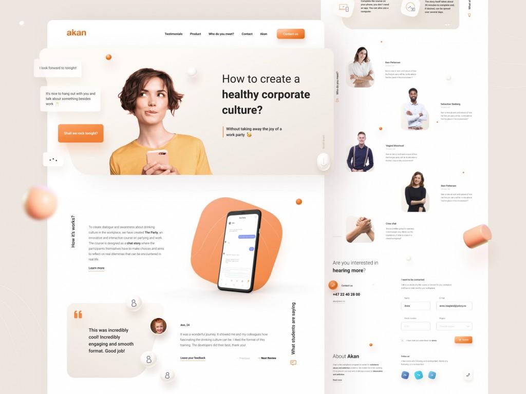 Web Design Principles: TOP 10 Principles of Good Website Design 18