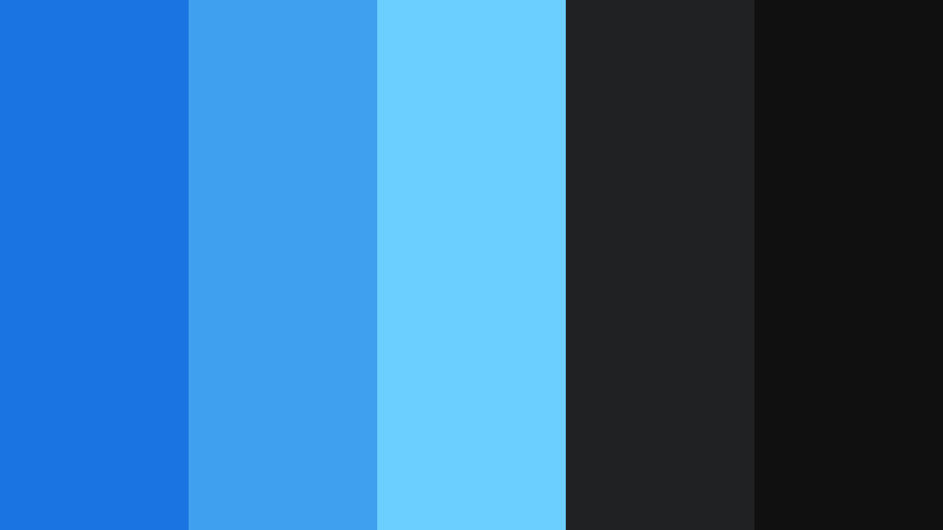 The Best Blue and Black Websites with Amazing Color Strategies 3