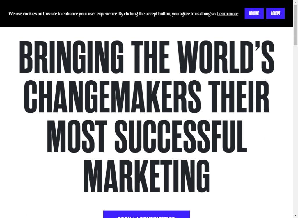 The Best Typography Websites 17