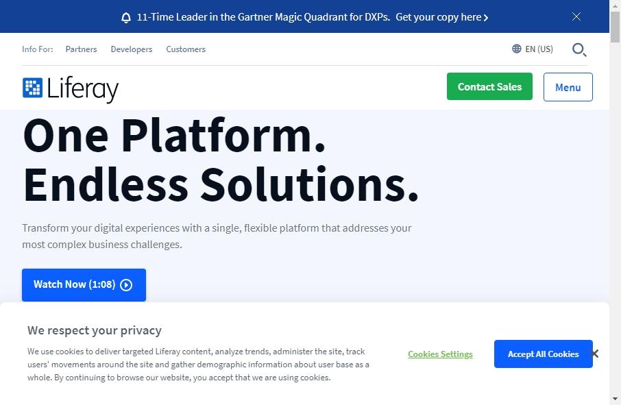 Portal Website Design 17