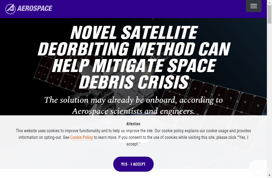 14 Examples of Aerospace Websites With Fantastic Designs 17