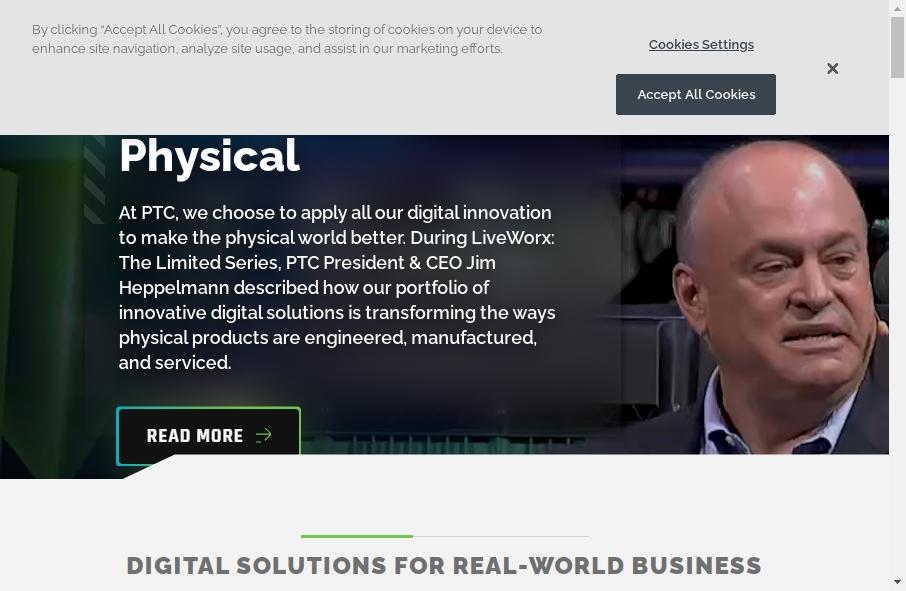 Computer Software Websites Examples 17