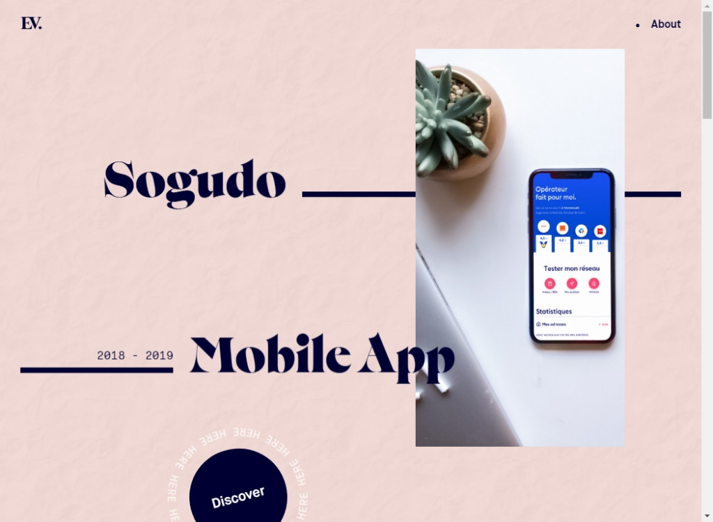Best Scroll Websites Design Ideas – Web Design Inspirations 17