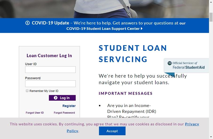 12 Best Student Loan Website Design Examples for 2021 17