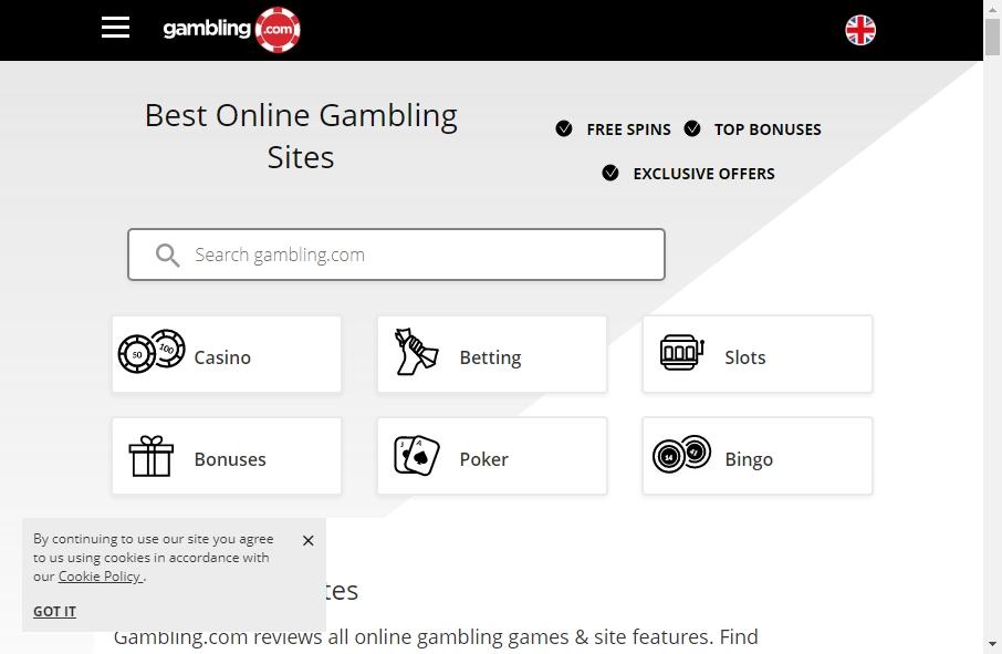 10 Examples of Inspirational Gambling Websites 17