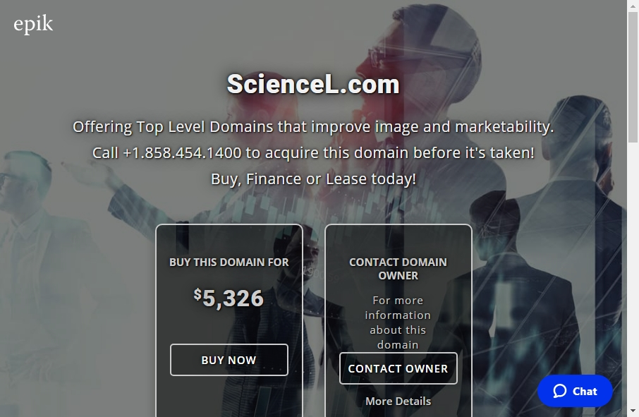 10 Amazing Science Website Design Examples in 2021 17
