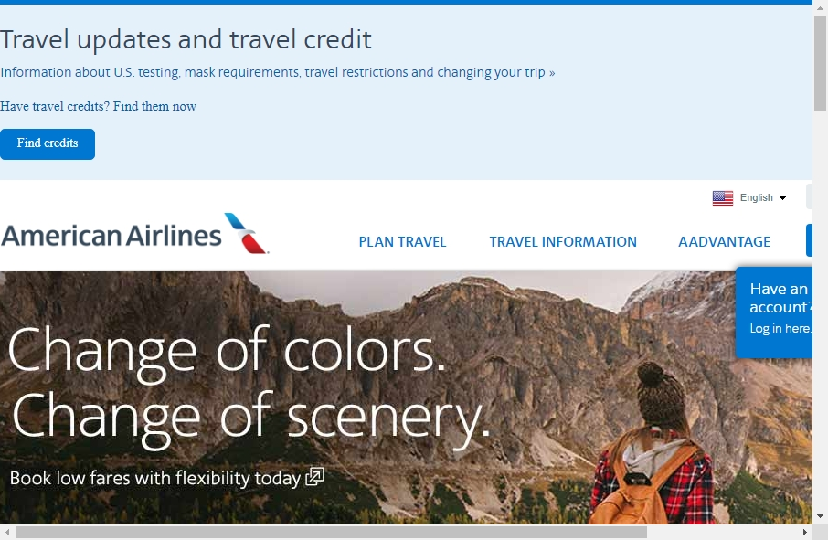8 Examples of Inspirational Airlines Websites 17