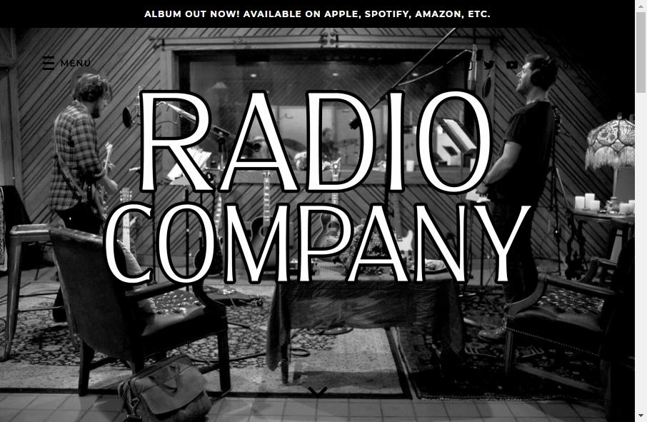 9 Examples of Inspirational Radio Websites 17