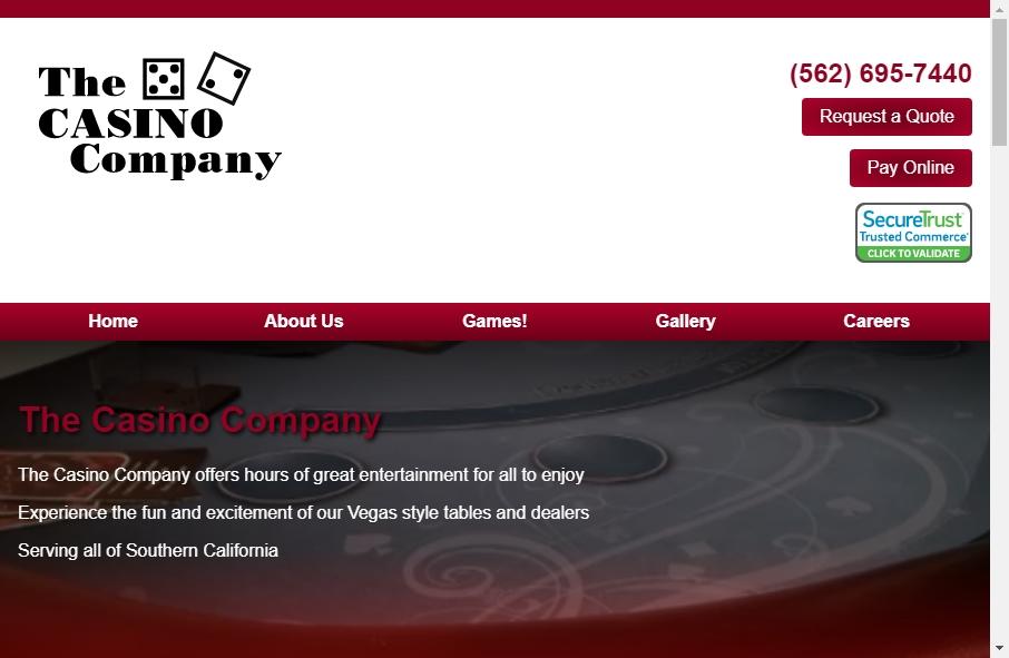 Casino Website Designs 17