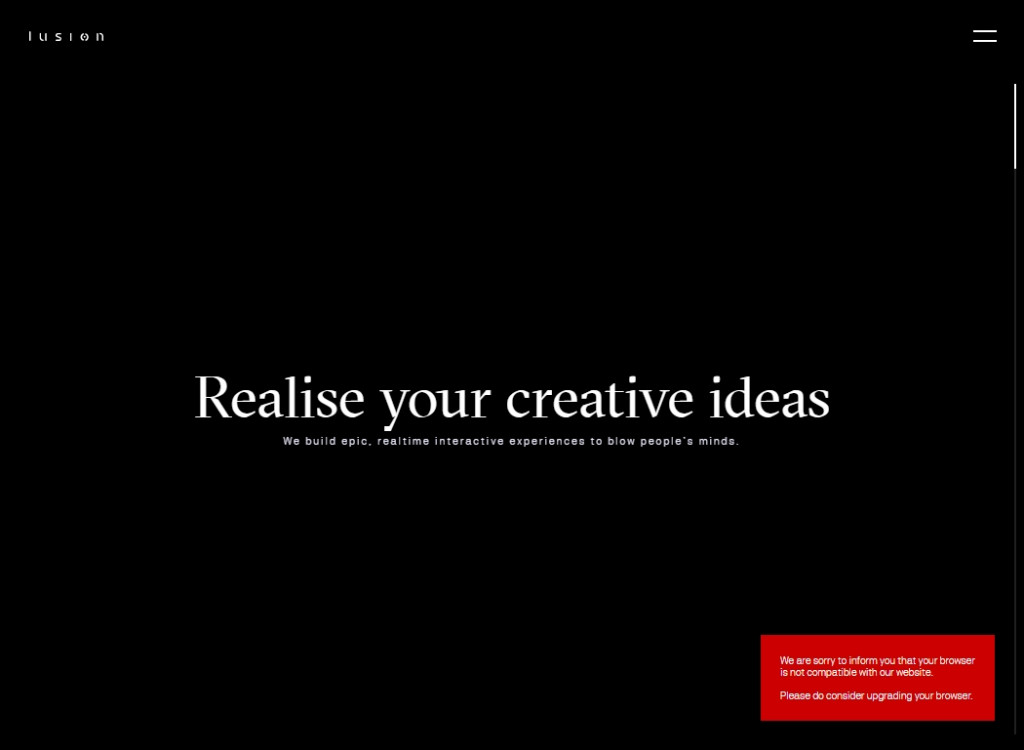 Experimental Web Designs To Inspire You 17