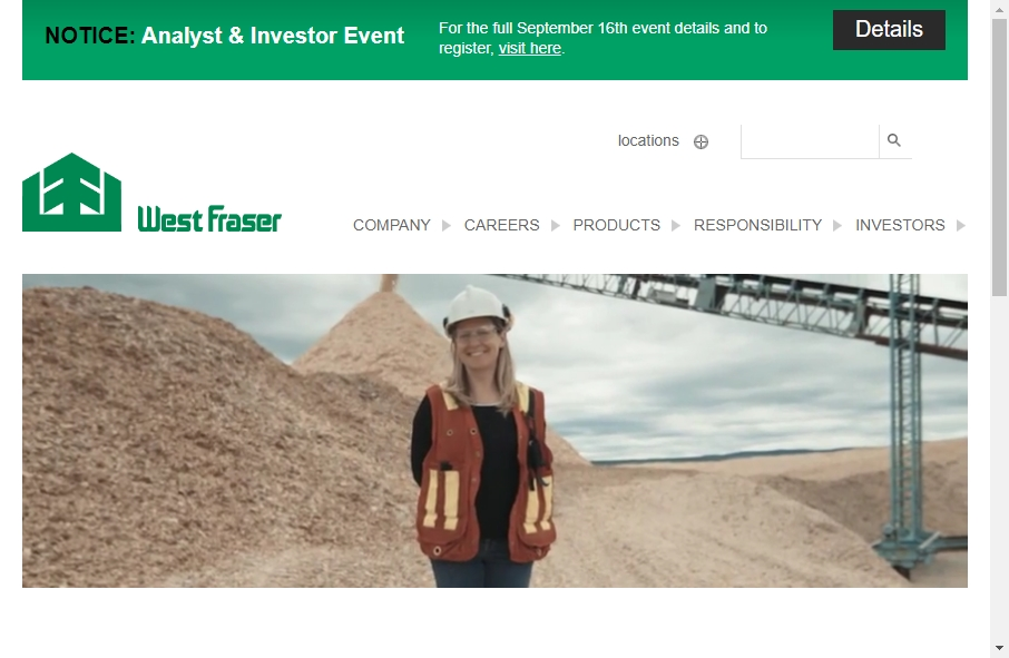 12 Forestry Website Examples to Inspire Your Site 17