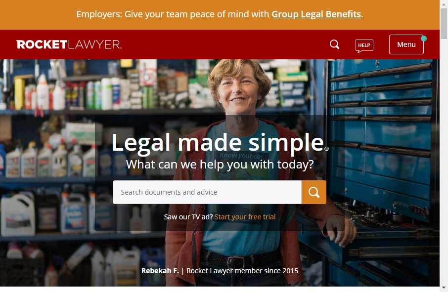 16 Great Lawyer Website Examples 17