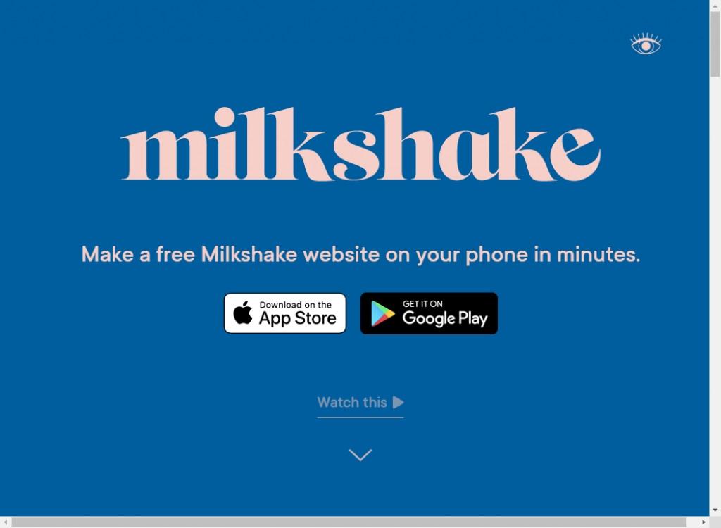 18 Beautifully Designed Single Page Websites 17