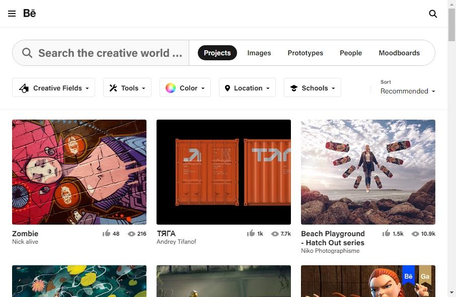 12 Amazing Portfolio Website Design Examples in 2021 17
