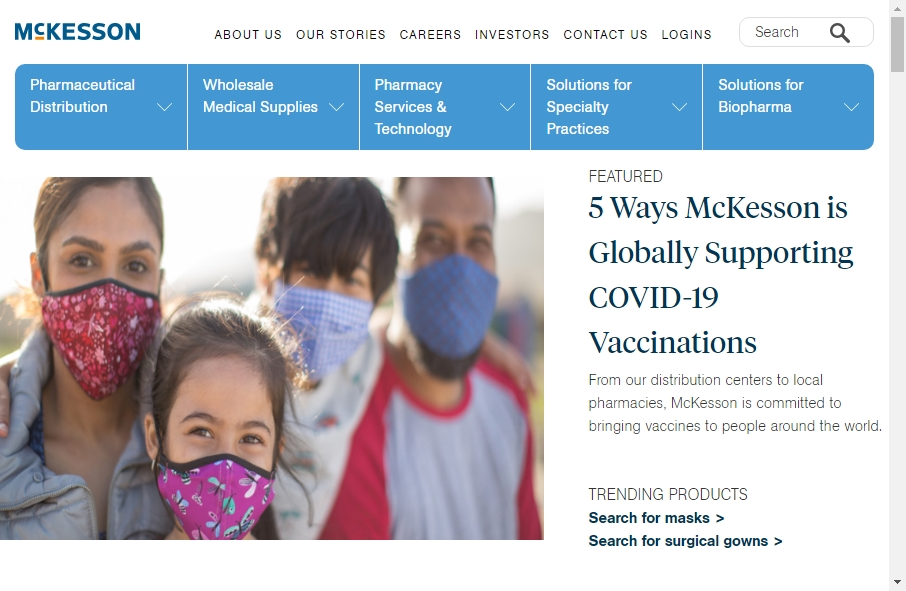 12 Great Medical Websites Examples 17