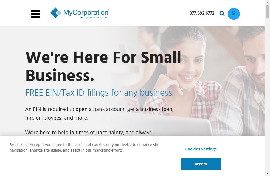 13 Amazing Corporate Websites Design Examples in 2021 17