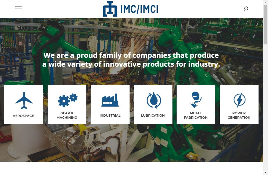 20 beautifully designed Manufacturing websites examples in 2021 17