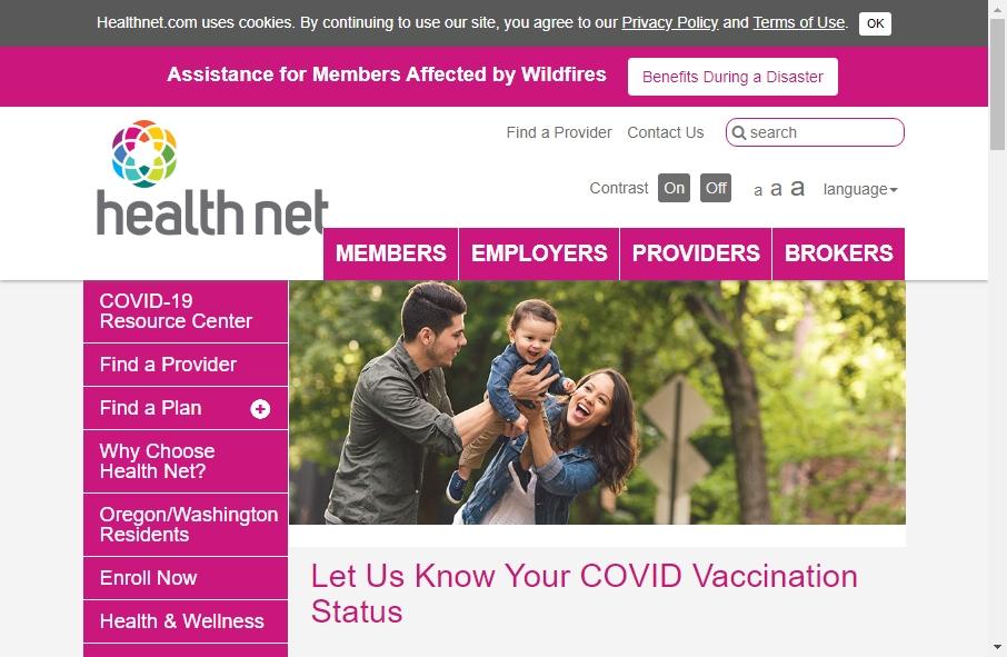 Health Websites Examples 17
