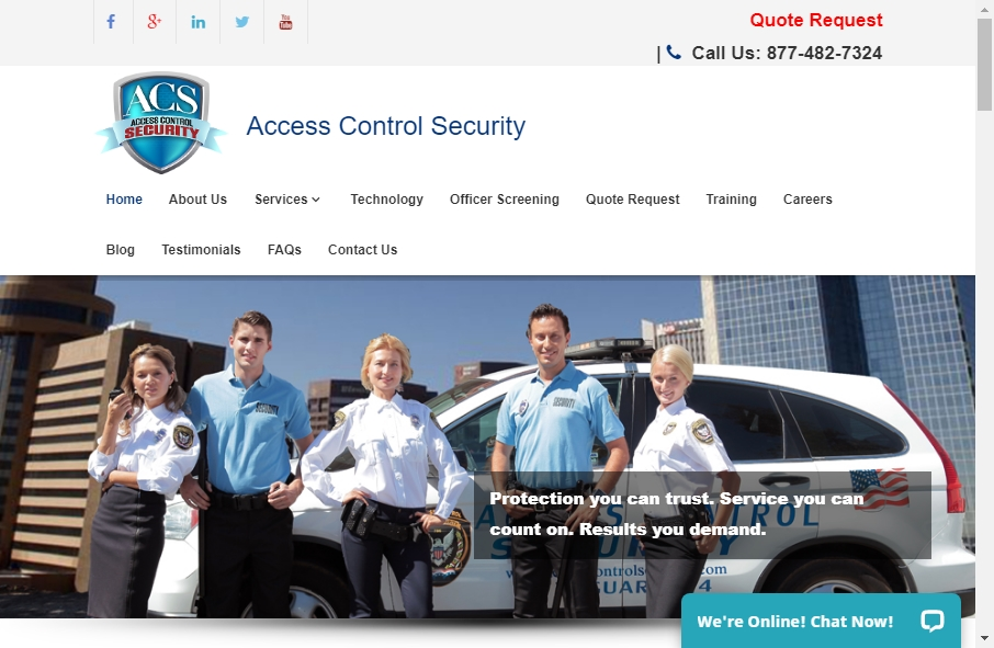 14 Examples of Inspirational Security Websites 17